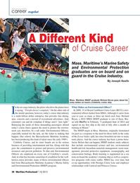 Maritime Logistics Professional Magazine, page 28,  Q1 2015