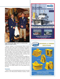Maritime Logistics Professional Magazine, page 29,  Q1 2015