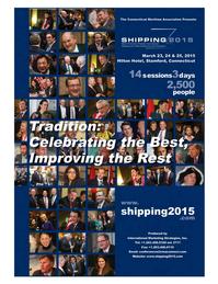Maritime Logistics Professional Magazine, page 3,  Q1 2015