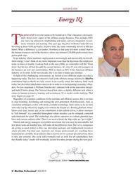 Maritime Logistics Professional Magazine, page 8,  Q2 2015