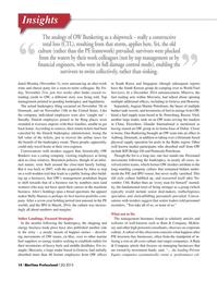 Maritime Logistics Professional Magazine, page 14,  Q2 2015