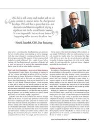 Maritime Logistics Professional Magazine, page 17,  Q2 2015