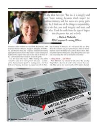 Maritime Logistics Professional Magazine, page 24,  Q2 2015