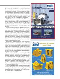 Maritime Logistics Professional Magazine, page 25,  Q2 2015
