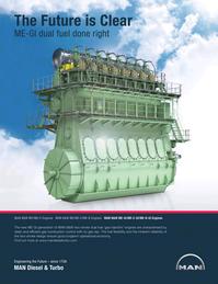 Maritime Logistics Professional Magazine, page 1,  Q2 2015