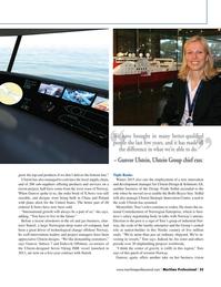 Maritime Logistics Professional Magazine, page 35,  Q2 2015