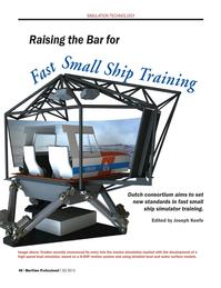 Maritime Logistics Professional Magazine, page 48,  Q2 2015