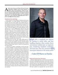 Maritime Logistics Professional Magazine, page 49,  Q2 2015