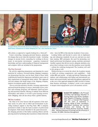 Maritime Logistics Professional Magazine, page 61,  Q2 2015