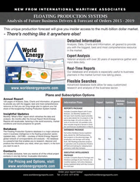 Maritime Logistics Professional Magazine, page 3rd Cover,  Q2 2015