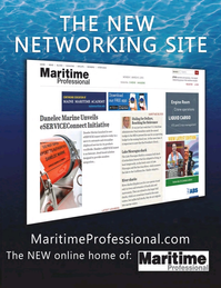 Maritime Logistics Professional Magazine, page 7,  Q2 2015