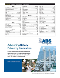 Maritime Logistics Professional Magazine, page 9,  Q3 2015