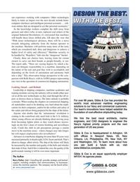 Maritime Logistics Professional Magazine, page 17,  Q3 2015