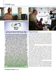 Maritime Logistics Professional Magazine, page 20,  Q3 2015