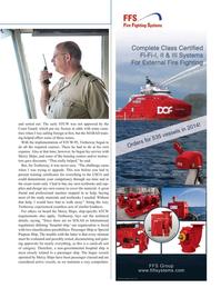 Maritime Logistics Professional Magazine, page 21,  Q3 2015