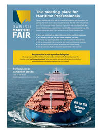 Maritime Logistics Professional Magazine, page 27,  Q3 2015