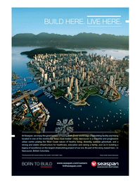 Maritime Logistics Professional Magazine, page 1,  Q3 2015