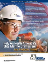 Maritime Logistics Professional Magazine, page 35,  Q3 2015