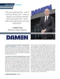 Maritime Logistics Professional Magazine, page 36,  Q3 2015
