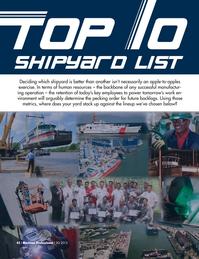 Maritime Logistics Professional Magazine, page 42,  Q3 2015