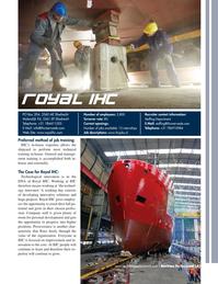Maritime Logistics Professional Magazine, page 43,  Q3 2015