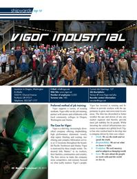 Maritime Logistics Professional Magazine, page 48,  Q3 2015