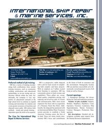 Maritime Logistics Professional Magazine, page 49,  Q3 2015