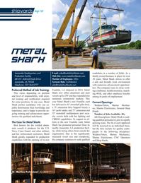 Maritime Logistics Professional Magazine, page 50,  Q3 2015
