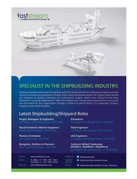 Maritime Logistics Professional Magazine, page 3rd Cover,  Q3 2015