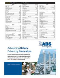 Maritime Logistics Professional Magazine, page 9,  Q4 2015