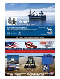 Maritime Logistics Professional Magazine, page 13,  Q4 2015