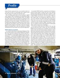 Maritime Logistics Professional Magazine, page 16,  Q4 2015