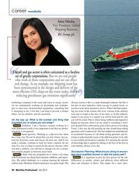 Maritime Logistics Professional Magazine, page 20,  Q4 2015