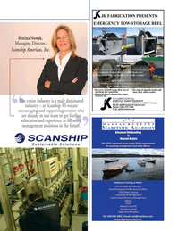 Maritime Logistics Professional Magazine, page 23,  Q4 2015