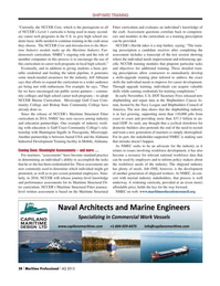 Maritime Logistics Professional Magazine, page 28,  Q4 2015