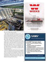 Maritime Logistics Professional Magazine, page 31,  Q4 2015