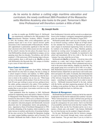 Maritime Logistics Professional Magazine, page 33,  Q4 2015