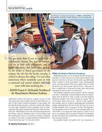 Maritime Logistics Professional Magazine, page 34,  Q4 2015