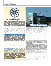 Maritime Logistics Professional Magazine, page 36,  Q4 2015