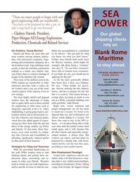 Maritime Logistics Professional Magazine, page 43,  Q4 2015