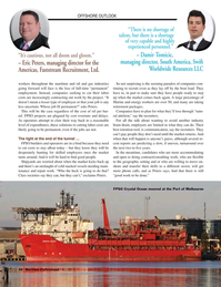 Maritime Logistics Professional Magazine, page 44,  Q4 2015