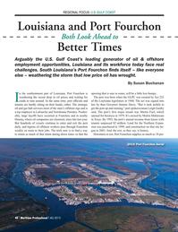 Maritime Logistics Professional Magazine, page 46,  Q4 2015