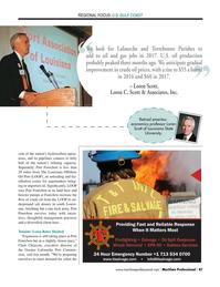 Maritime Logistics Professional Magazine, page 47,  Q4 2015