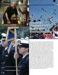 Maritime Logistics Professional Magazine, page 56,  Q4 2015