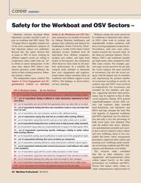 Maritime Logistics Professional Magazine, page 62,  Q4 2015