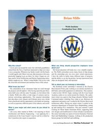 Maritime Logistics Professional Magazine, page 15,  Q1 2016