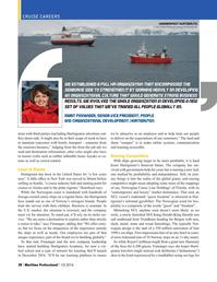 Maritime Logistics Professional Magazine, page 28,  Q1 2016