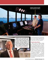 Maritime Logistics Professional Magazine, page 35,  Q1 2016