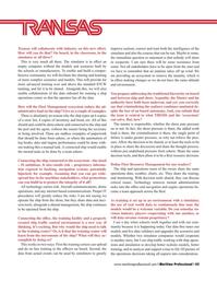 Maritime Logistics Professional Magazine, page 43,  Q1 2016