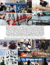 Maritime Logistics Professional Magazine, page 54,  Q1 2016